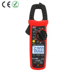 Pinça Amperimétrica Digital 400-600A