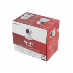 Câmera IP Wi-Fi rotativa interior - 1080P