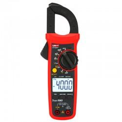 Pinça Amperimétrica Digital 600v 400a - Uni-t