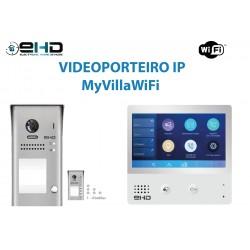 KIT Videoporteiro My Villa Wi-Fi