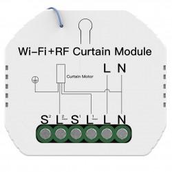 Módulo de Estores/Persianas WIFI + RF 433