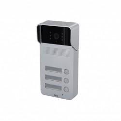 DIO Unidade externa de 3 botões para DIOVDP-MKT01/2