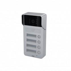 DIO Unidade externa 4 botões para DIOVDP-MKT01/2